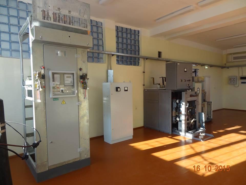 Лабораторія Станцій та підстанцій ХНУМГ